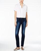 Hudson Tilda Dark Wash Cigarette Jeans