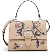 Henri Bendel Riverside Top Handle Embellished Satchel