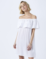 Accessorize Louisa Off The Shoulder Dress