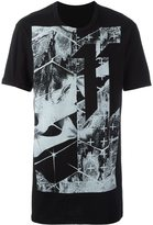 11 By Boris Bidjan Saberi logo print T-shirt - men - Cotton - S