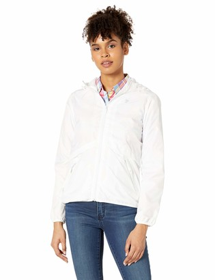 U.S. Polo Assn. Women's Basic Windbreaker Jacket