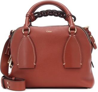 Chloé Daria Medium leather shoulder bag