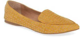 Steve Madden Feather Studded Loafer