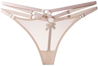 Bordelle Multi-Strap thong