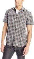 Quiksilver Men's Prelock Short Sleeve Shirt