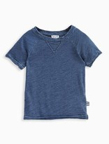 Splendid Little Boy Indigo Raglan Tee