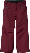 O'Neill Maroon Charm Ski Pants