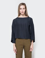 Petry Silk Top in Anthracite