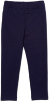 E-Land Kids Navy Classic Leggings - Toddler & Girls