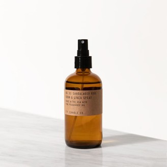 P.F. Candle Co. No. 32 Sandalwood Rose Room & Linen Spray