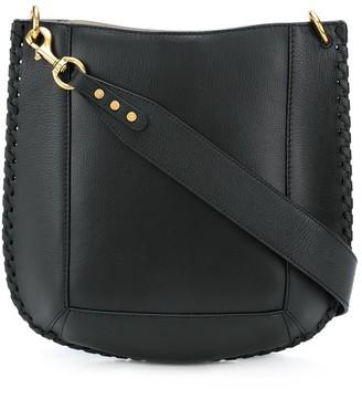 Isabel Marant Oskan leather shoulder bag