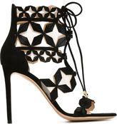 Nicholas Kirkwood 105mm 'Stella' lace-up sandals