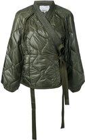 3.1 Phillip Lim padded kimono jacket - women - Polyimide - S
