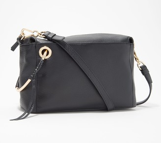Vince Camuto Leather Shoulder Bag - Margi