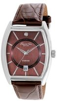 Kenneth Cole Stainless Steel Barrel Watch