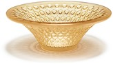 Lalique Rayons Small Bowl, Gold Luster
