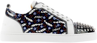 Christian Louboutin Louis Junior Spikes Sneakers