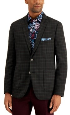 Paisley & Gray Men's Limited Edition Notch Collar Slim Fit Blazer