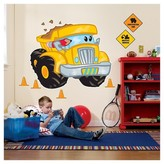 BuySeasons Construction Pals Giant Wall Decal