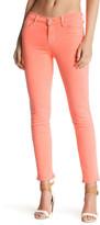 J Brand Rail Mid Rise Super Skinny Jean