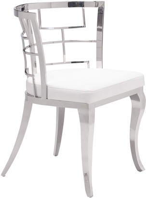 ZUO Mod Quince White Dining Chair