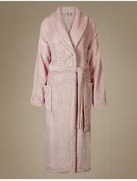 M&S Collection Shimmer Dressing Gown