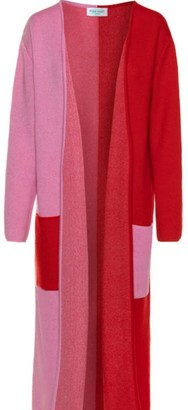 The Guestlist Collection The Guestlist X Tina Harf London - Pia Cashmere Maxi Cardigan
