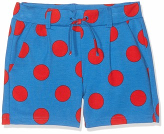 Name It Girls' NKFDINA IDA SWE Shorts