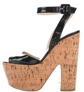 Christian Louboutin Super Dombasle Platform Sandals