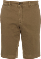 Moncler Classic stretch-cotton chino shorts