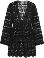 Melissa Odabash Alanna cotton-lace coverup