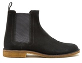 Bottega Veneta Panelled Suede Chelsea Boots