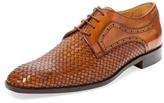 Saks Fifth Avenue Woven Derby Shoe