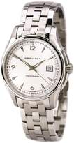 Hamilton H32515155 Men's Jazzmaster Viewmatic Silver Dial Stainless Steel Watch