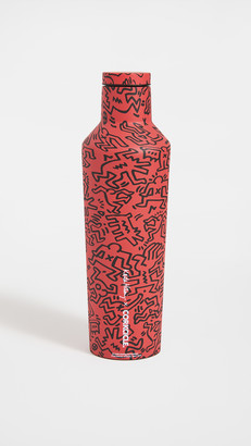 Corkcicle 16 Oz Keith Haring Street Art Canteen