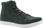 Burnetie Women's Peculiar High Top Wedge Sneaker