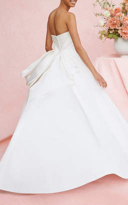 Carolina Herrera Michaela Gown