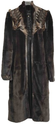 Jitrois Brown Mink Coat for Women