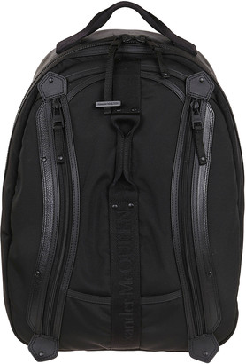 Alexander McQueen Military Backpack