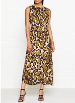 Vivienne Westwood Vasari Sleeveless Belted Dress