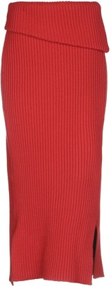 Jacquemus 3/4 length skirts