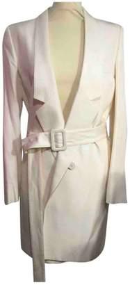 Stella McCartney Stella Mc Cartney Ecru Cotton Trench coats