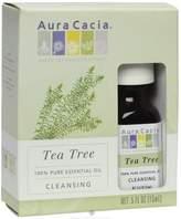 Aura Cacia Essential Oil Tea Tree - 0.5 Oz, 9 pack by
