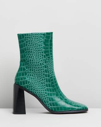 Spurr Hallie Ankle Boots