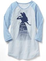 Gap GapKids   Disney Princess graphic nightgown