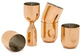 Tom Dixon Plum Shot Glasses & Measure Gift Set