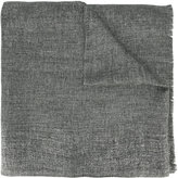 Brunello Cucinelli tweed scarf - women - Linen/Flax/Polyamide/Polyester - One Size