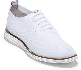 Cole Haan Knit Original Grand Wing Tip Sneaker