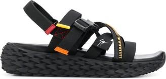 Giuseppe Zanotti Sculpted Outsole Sandals