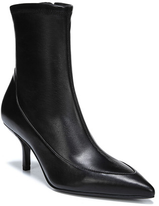 Diane von Furstenberg Morgan Leather Bootie